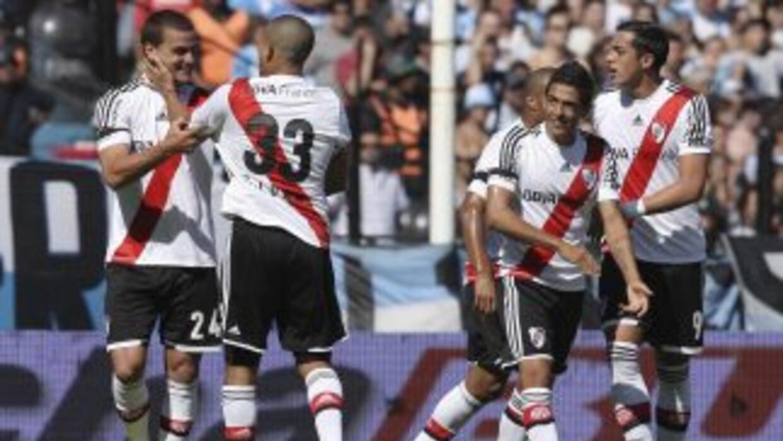 River Plate se metió de lleno en la lucha por el liderazgo del Torneo Fi...
