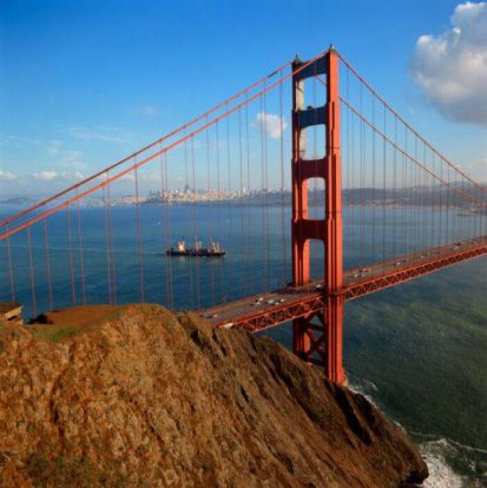 9. San Francisco, EEUU. Tan solo un billete del metro te costará poco má...