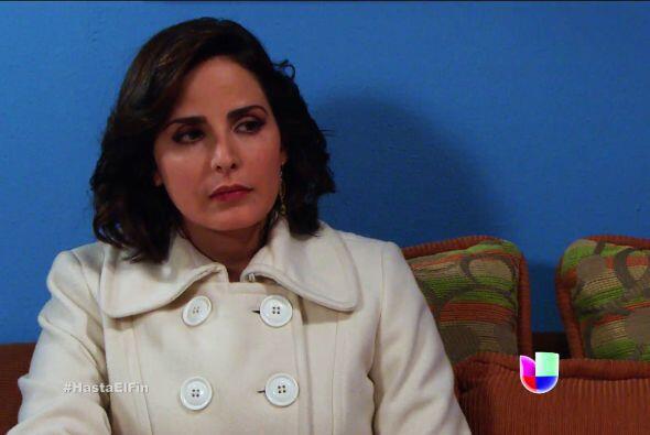 ¿Estás triste Araceli? Tu pena de amor por Chava te tiene muy mal.