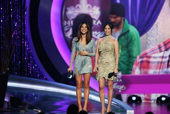 Alejandra Espinoza le contó a Giselle que las chicas quedaron ena...
