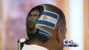Rob The Original, el barbero del Mundial