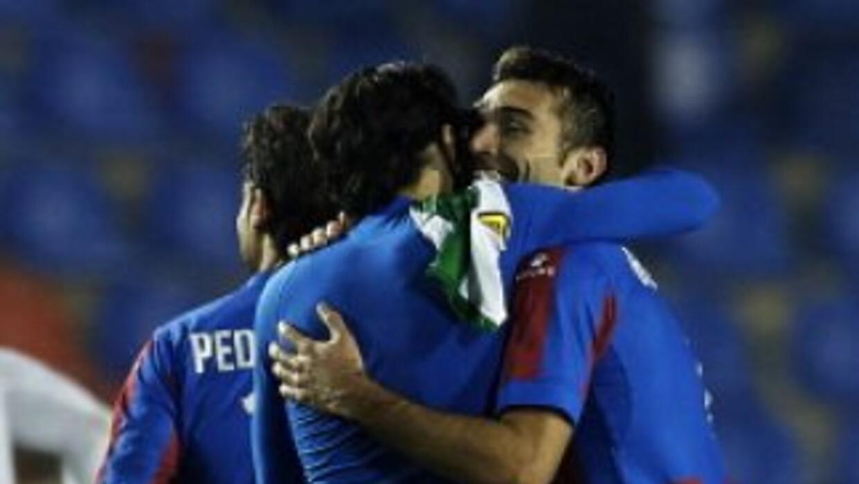 Levante se impuso al Almería con gol de Barral.