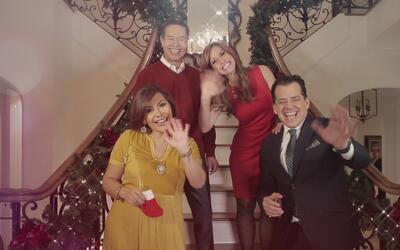 Univision Nueva York te desea feliz Navidad con este jingle