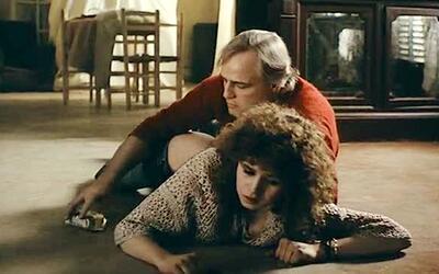 La escena envuelta en la polémica de la cinta 'El último t...