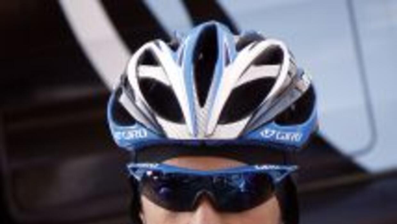 Dominador en el Giro de Italia en mayo, Contador ha buscado descansar en...
