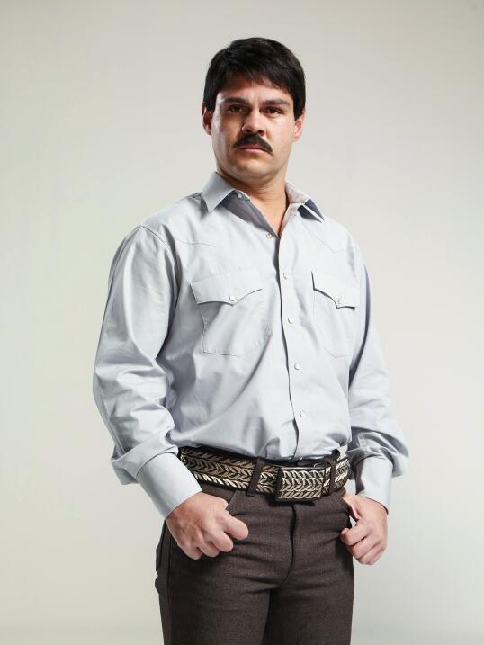 Marco de la O es 'El Chapo.'