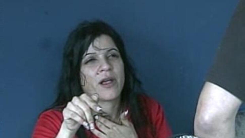 Vanessa Pizarro , mujer que arrolló mortalmente a un ciclista en Loíza