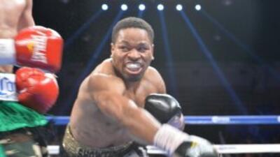Porter acabó con Mailignaggi en cuatro rounds.