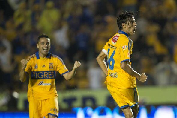 Lucas tuvo un torneo muy completo con los Tigres y al ser el capitán del...