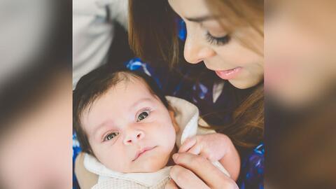 La maternidad de Lourdes: Entérate por qué desde que nació MVP sus manos...