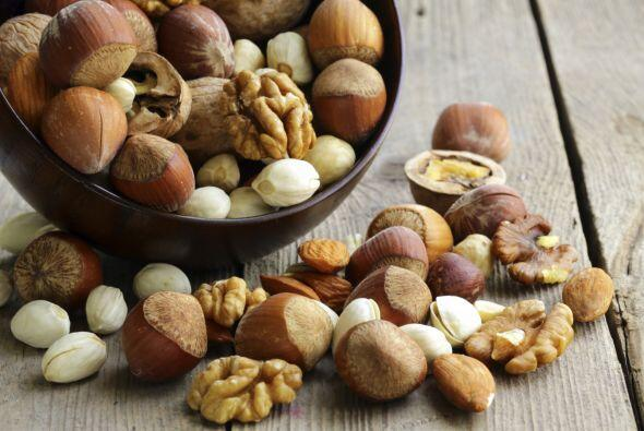 Un puñado de nueces cada día podría ayudarte (o incorpóralas en ensalada...