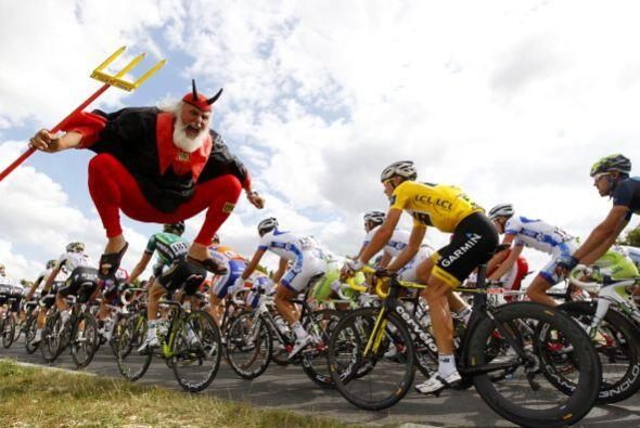 Parece que el diablo ha tenido mucho trabajo al lograr que este tour de...
