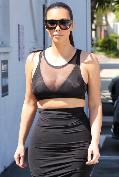 Kim Kardashian ha cobrado nueva notoriedad en la última temporada del re...