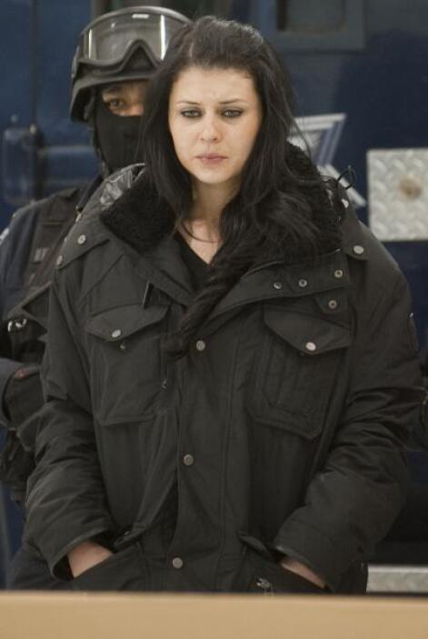 Juliana Sossa Toro, la ex Miss Antioquía en el 2008, fue detenida por  a...