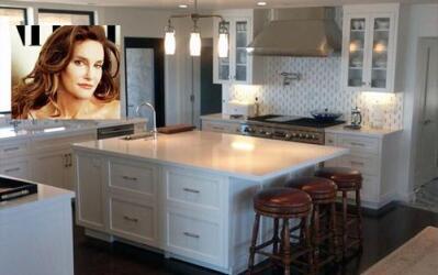 La casa de Caitlyn Jenner