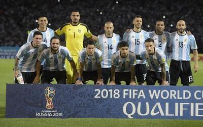 Conoce a los 23 elegidos de Argentina