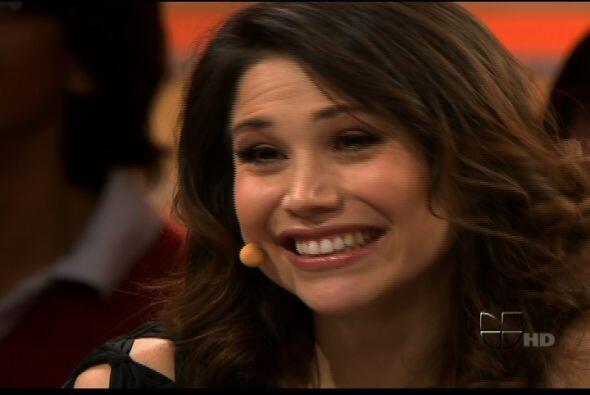 Bianca Marroquín le dijo a Carlos que tenía un color de vo...