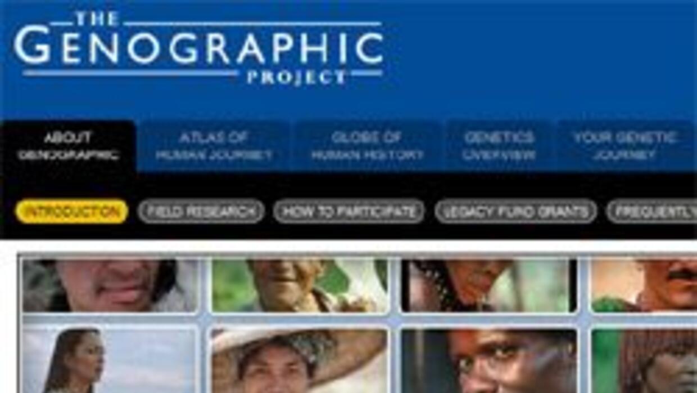 Proyecto Genográfico de National Geographic 508fb361109147c692847a6b31ea...