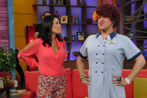 Doña Meche le confesó a Karla lo difícil que ha sid...