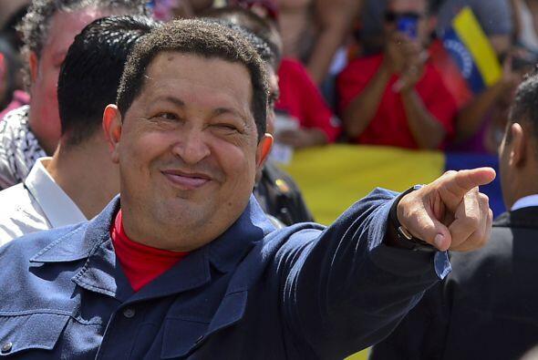 20 de octubre 2012 Chávez admitió que su salud afect&oacut...