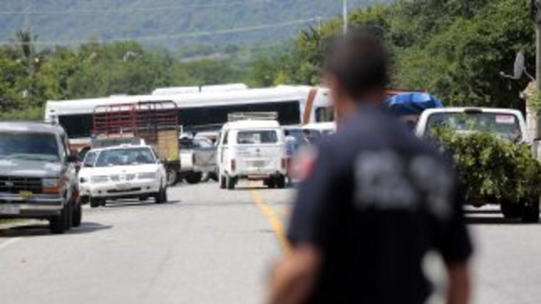 Pobladores del Estado de México lincharon a dos policías luego de que en...