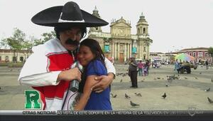 Kevin Arnulfo viajó a Guatemala