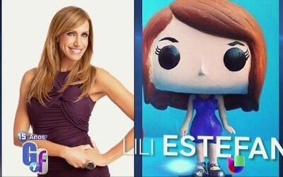 Lili Estefan y Raúl de Molina ahora tienen sus propios muñequitos