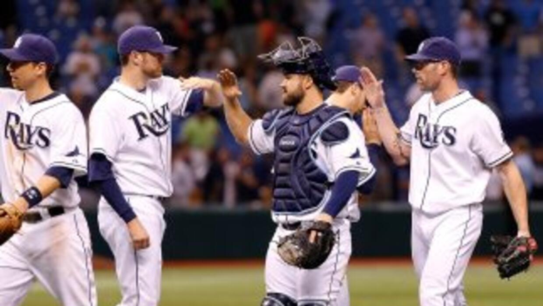Tampa Bay se niega a dejar el boleto de comodín de la Liga Americana en...