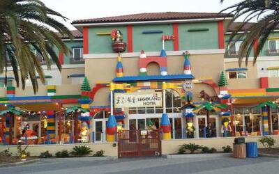 Maity on the Road: Entra a la habitación de Maity en Legoland