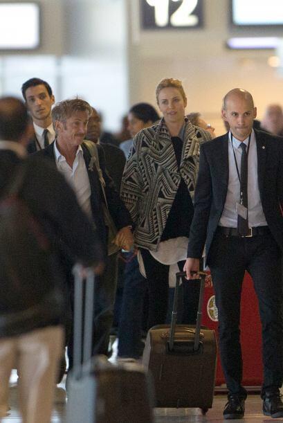 Se dice que la pareja iba regresando de París, ¿acaso pasaron unos días...
