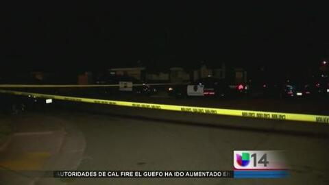 Arrestan a sospechoso de dispararle a un policía en Oakland