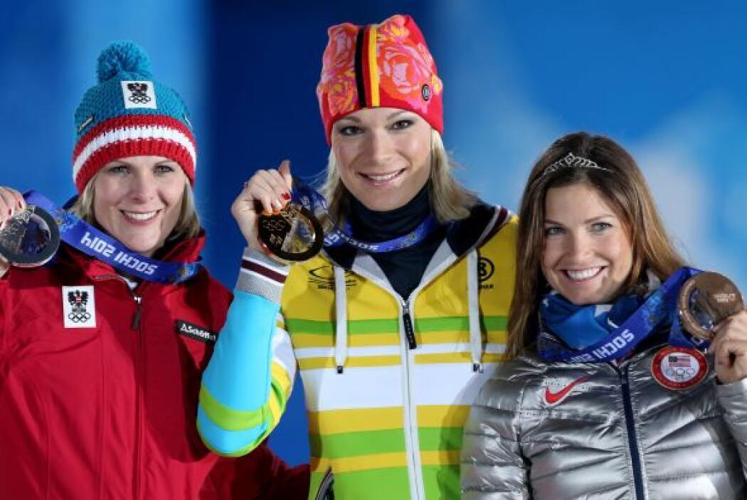 Los podios en los Juegos Olímpicos de Sochi se convertirán en una pasarela.