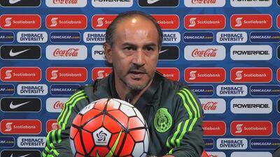 Raúl Gutiérrez: 'Estamos con la idea firme de conseguir el boleto olímpico'
