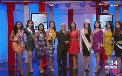 ¿Quién será la Srta. Fiestas Patrias 2015?