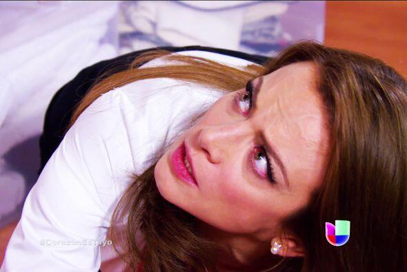 ¡Aguanta Ana, aguanta! Todos te apoyamos, ya verás que Isabela no se sal...