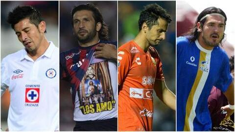 'Rechazados' de la Liga MX y sus destinos