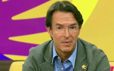 Fernando Landeros, presidente de la Fundación Teletón, anunció que tiene...
