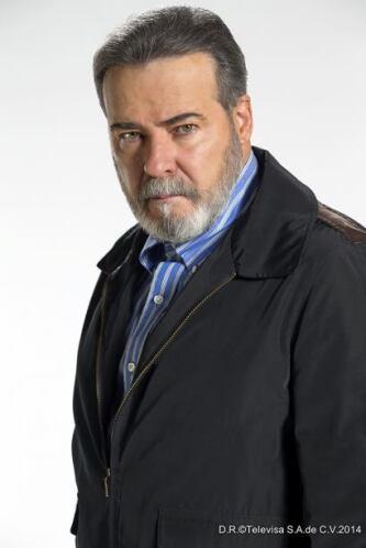 Pedro Fernández, Diego Olivera, César Évora, Miguel Martínez y Julio Cam...