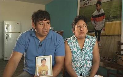 Un padre está dispuesto a encontrar a los violadores y asesinos de su hijo
