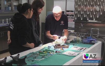 Miles de restos humanos permanecen sin identificar en Maricopa