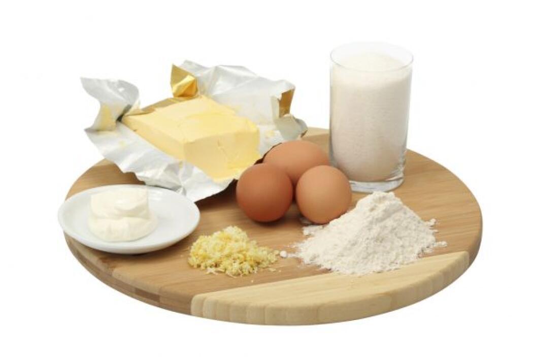 Ingredientes Para los 'cupcakes' 250 gramos de mantequilla 1 taza de azú...