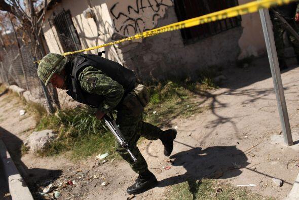 Un balance de todo México señala 28 mil muertos desde el 2006, año en qu...