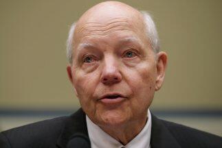 El Comisionado del Servicio de Impuestos Interno (IRS, por sus siglas en...