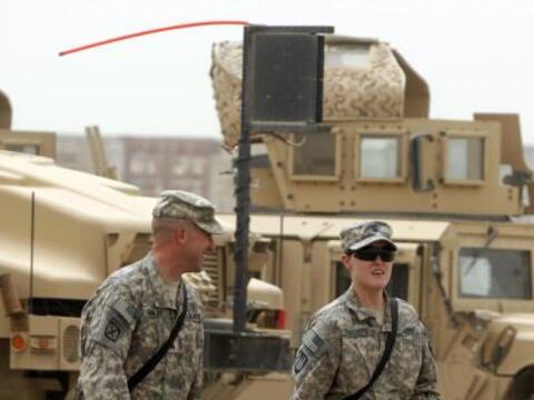 La Casa Blanca calificó hoy la retirada de las tropas de Irak com...