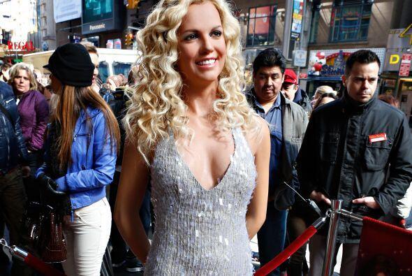 Con la de Britney pasó todo lo contrario, no le vemos mucho parec...