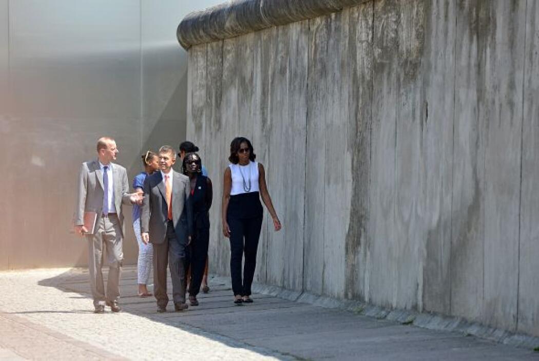 Ahí Obama tiene programado un discurso que ha despertado una gran expect...