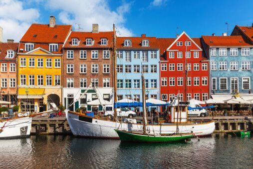 10. Copenhague, Dinamarca. Aquí tendrás que pagar más de 33 dólares por...