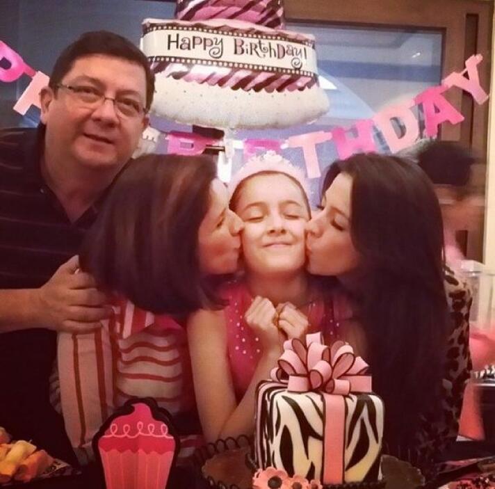 """Happy Birthday @henainteriano03. ¡Te quiero mucho baby!"", dijo Maity. (..."
