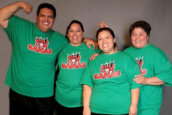 La familia Vigíl está integrada por Talia, Rosario, Janice y David, un g...