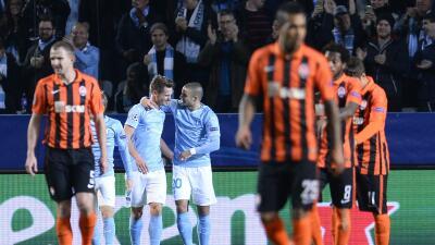 Rosenberg da los tres puntos al Malmö